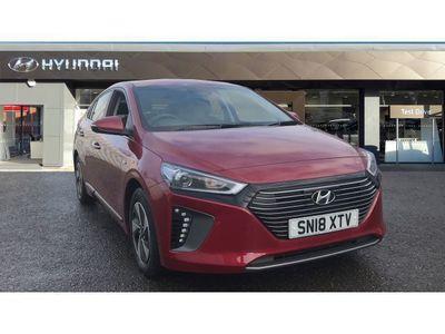 used Hyundai Ioniq 2018 Arnos Vale 1.6 GDi Hybrid Premium 5dr DCT Hybrid Hatchback