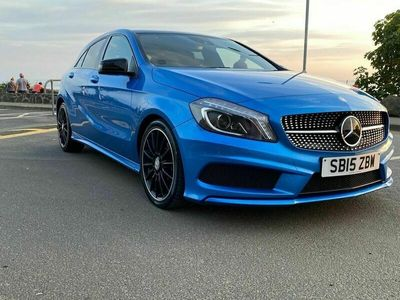 used Mercedes A220 A Class 2.1CDI AMG Night Edition 7G-DCT 5dr