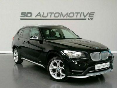 used BMW X1 2.0 XDRIVE20D XLINE 5d 181 BHP