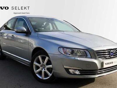 used Volvo S80 D4 SE Lux Automatic