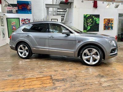used Bentley Bentayga 6.0 W12 Auto 4WD (s/s) 5dr 5 Seat