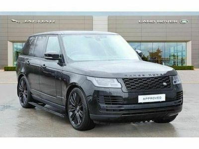 used Land Rover Range Rover 4.4 SDV8 Autobiography 4dr Auto Diesel Estate