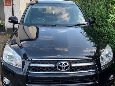 used Toyota RAV4 2.2 D-4D XT-R 4WD 5dr