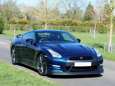 used Nissan GT-R 3.8 V6 Recaro 4WD 2dr Black Edition Coupe 2016