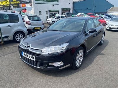 used Citroën C5 Saloon 2.0 HDI 16V Exclusive (160bhp) 4d