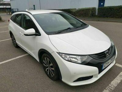 used Honda Civic 1.6 i-DTEC SE Plus Tourer 5dr (DAB/Premium Audio)