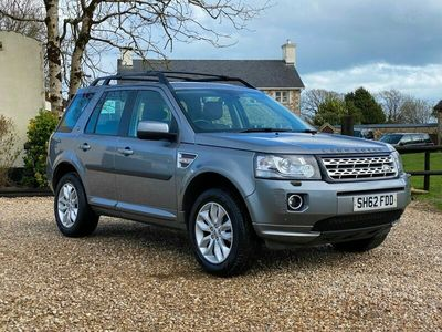 used Land Rover Freelander Station Wagon 2.2 SD4 HSE 5d Auto