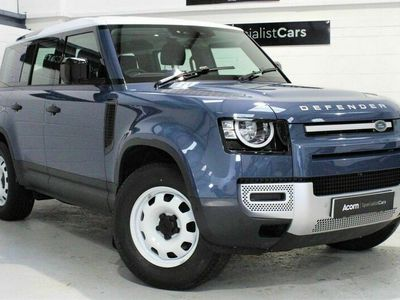 used Land Rover Defender 110 2.0 SD4 Auto 4WD (s/s) 5dr