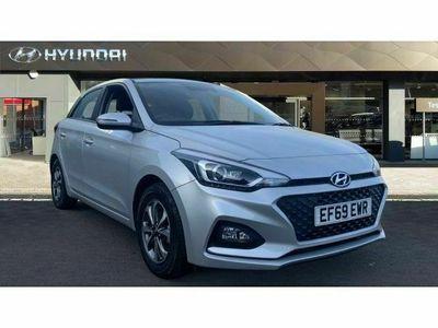 used Hyundai i20 1.2 MPi SE 5dr Petrol Hatchback