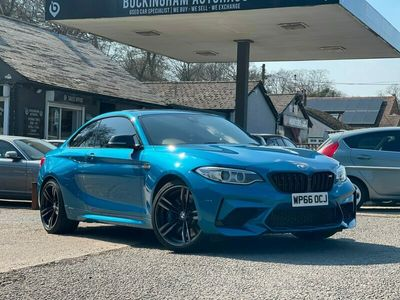 used BMW M2 2-Series M22d DCT