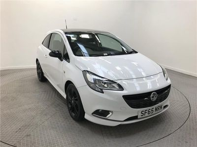 used Vauxhall Corsa 1.4 Limited Edition 3Dr