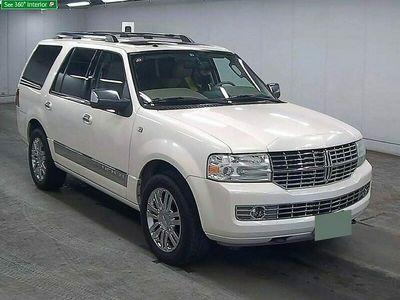 used Lincoln Navigator 5.4 V8 PETROL AUTO 7 LEATHER SEATS LUXURY SUV 5-Door