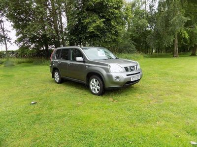 used Nissan X-Trail 2.0 dCi Acenta 5dr
