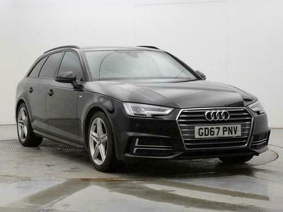used Audi A4 1.4T FSI S Line 5dr S Tronic [Leather/Alc]