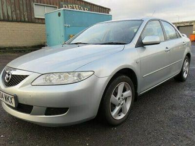 used Mazda 6 2.0 TS2 4dr