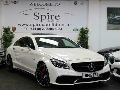 used Mercedes CLS63 AMG CLSAMG S