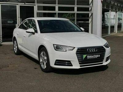 used Audi A4 2.0T FSI Sport 4dr Saloon 2017