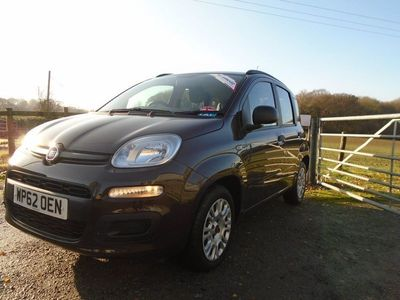 used Fiat Panda EASY 7 Quality Used Pandas in Group Stock 5-Door