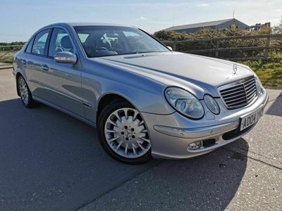 used Mercedes E500 E Class 5.0Elegance 7G-Tronic 4dr