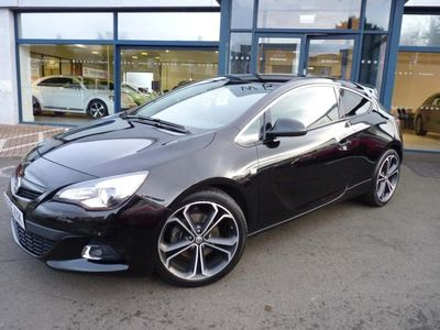 used Vauxhall Astra GTC GTC 1.4T 16V 140 Limited Edition 3Dr
