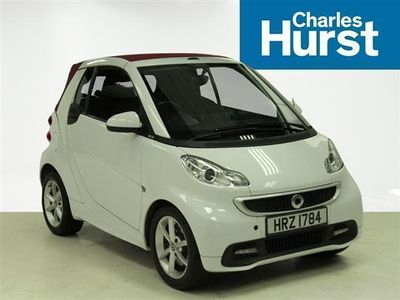 used Smart ForTwo Cabrio Pulse mhd 2dr Softouch Auto [2010]