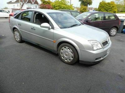 used Vauxhall Vectra 2.2 i 16v LS 5dr