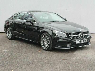 used Mercedes CLS220 CLSBlueTEC AMG Line Premium 4dr 7G-Tronic