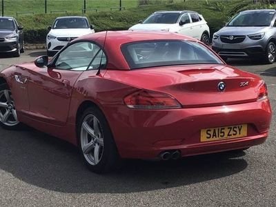 used BMW Z4 18i sDrive 2dr 2.0