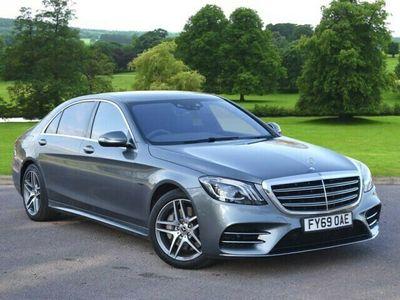used Mercedes S560 E L AMG LINE EXECUTIVE