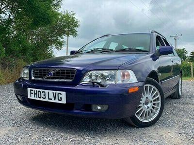 used Volvo V40 Estate 1.8i SE (122bhp) 5d