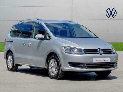 used VW Sharan ESTATE