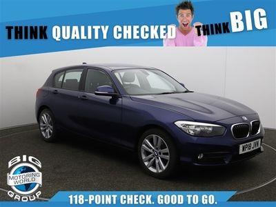 used BMW 118 1 Series I SPORT