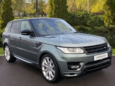 used Land Rover Range Rover Sport 3.0 SDV6 HEV Autobiography Dynamic 5dr Auto
