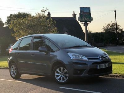 used Citroën C4 Picasso 1.6 HDi VTR+ EGS 5dr