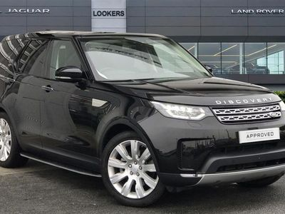 used Land Rover Discovery 2017 London 3.0 Td6 Hse Luxury 5Dr Auto
