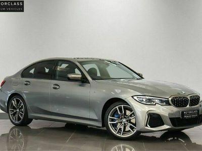 used BMW M340 M3 3.0 I XDRIVE 4d 369 BHP