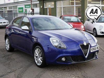 used Alfa Romeo Giulietta 1.4 TB MULTIAIR SUPER 5d 150 BHP PX WELCOME FINAN
