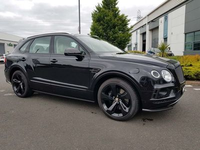 used Bentley Bentayga 4.0 V8 Auto 4WD (s/s) 5dr 5 Seat