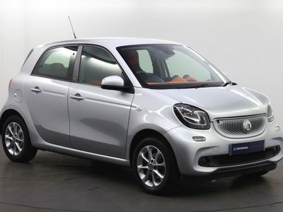 used Smart ForFour 0.9T Passion (s/s) 5dr