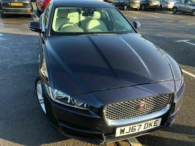 used Jaguar XE 2.0i Portfolio Auto (s/s) 4dr