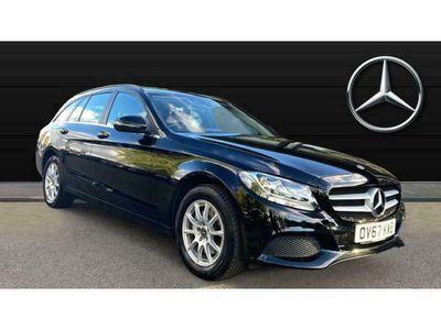 used Mercedes C200 C-ClassSE 5dr