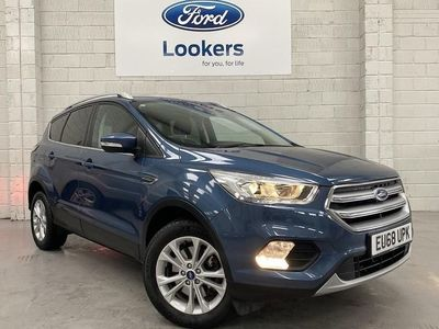 used Ford Kuga DIESEL ESTATE 2.0 TDCi Titanium 5dr 2WD