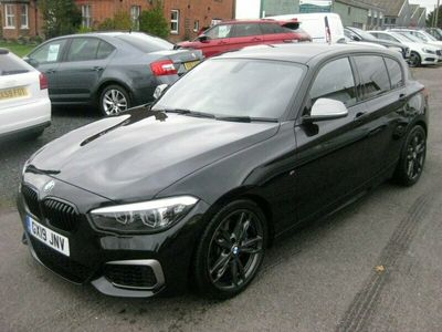 used BMW M140 1 SERIES 3.0SHADOW EDITION 5d 335 BHP One owner