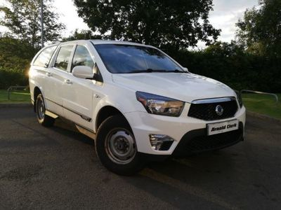 used Ssangyong Kyron 2.0 S 5dr 2WD