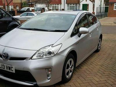 used Toyota Prius 1.8 VVT-h T Spirit CVT 5dr