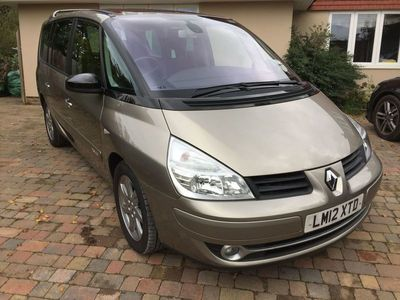 used Renault Grand Espace 2.0 dCi FAP Dynamique Tom Tom Initiale Lux Pack 5dr