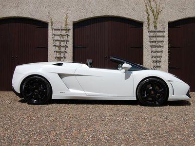 used Lamborghini Gallardo 560LP E Gear