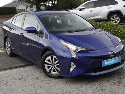 used Toyota Prius 1.8 VVTi Business Edition 5dr CVT