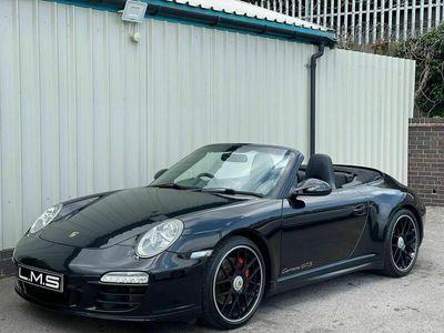 used Porsche 911 Carrera GTS 3.8 997 Cabriolet PDK 2dr