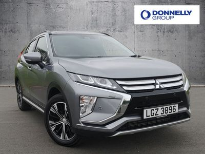 used Mitsubishi Eclipse Cross Eclipse Cross1.5 4 5dr CVT 4WD SUV 2018